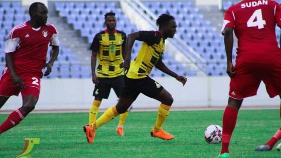 Sudan Beats Ghana