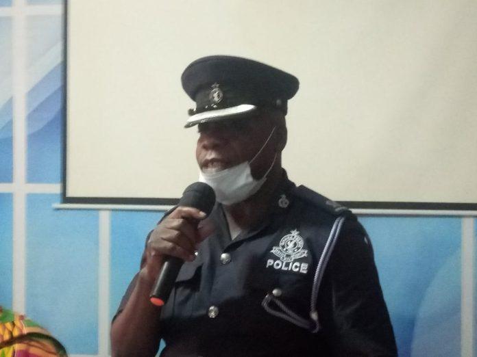 Superintendent Stephen Tenkorang