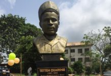 Tetteh Quarshie Memorial Hospital