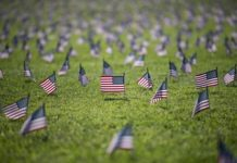 U S National Flags
