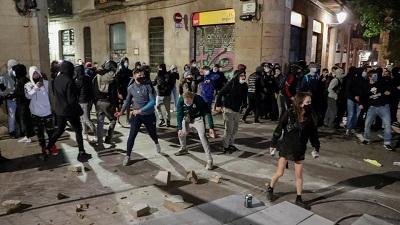 Violent Clashes