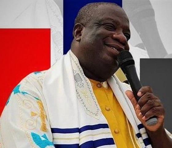 Apostle Robert Aboagye Darko