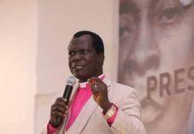 Apostle Samuel Amponsah Gyekye