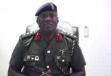 Colonel William Kwabiah