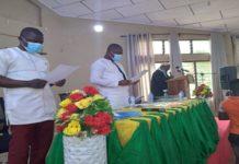 Council Inauguration
