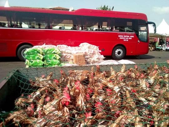 Donation Bus