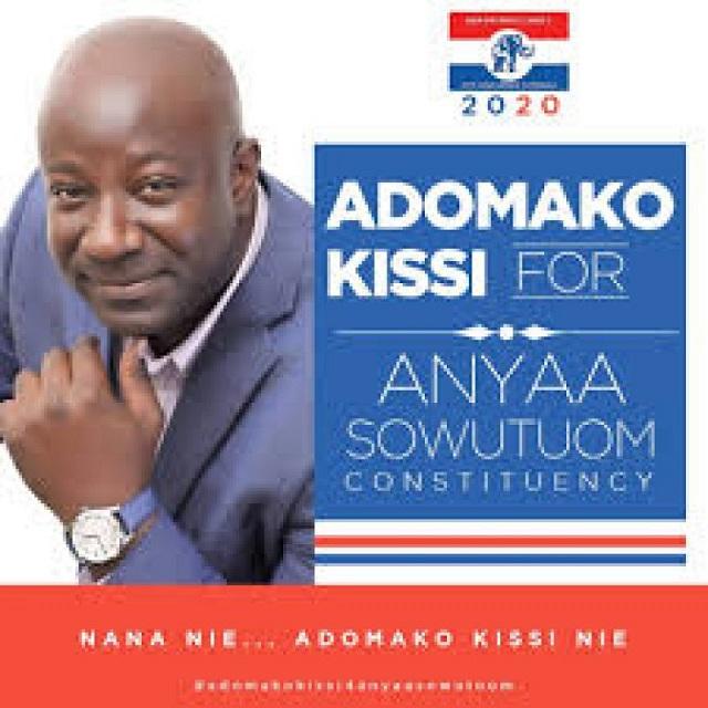 Dr Adomaku Kissi