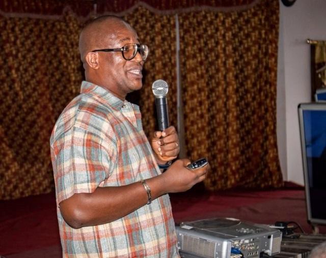 Dr Emmanuel Lamptey