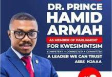 Dr Prince Hamid Armah