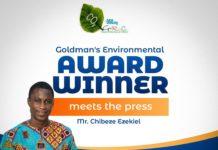 Environment Award Winning