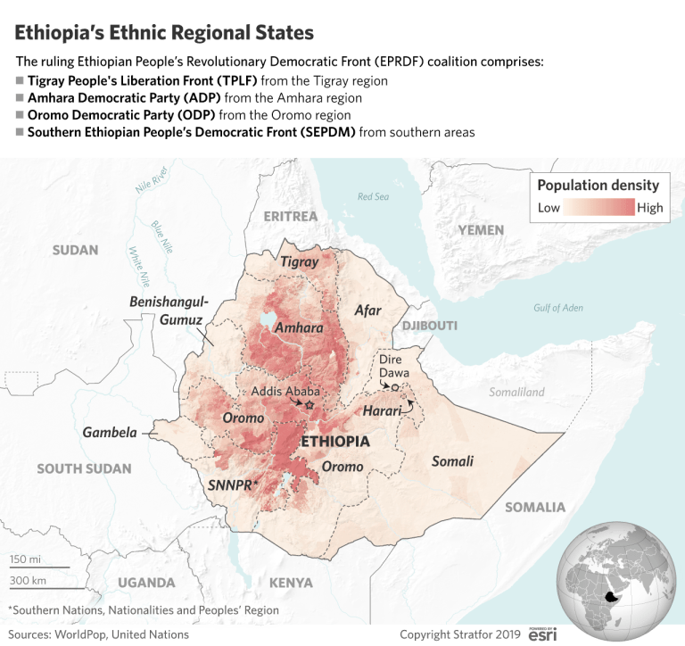 Ethiopia Ethno Ling