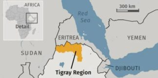 Ethiopian Tigray