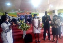 Gifty Frimpong Ordained