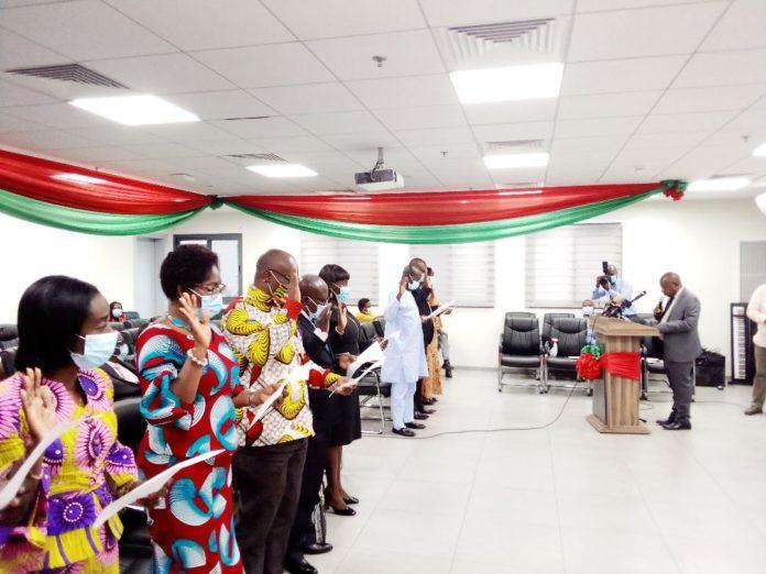 Ccth Inauguration