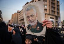 Iran Expands List Of Us Suspects In Soleimanis Killing