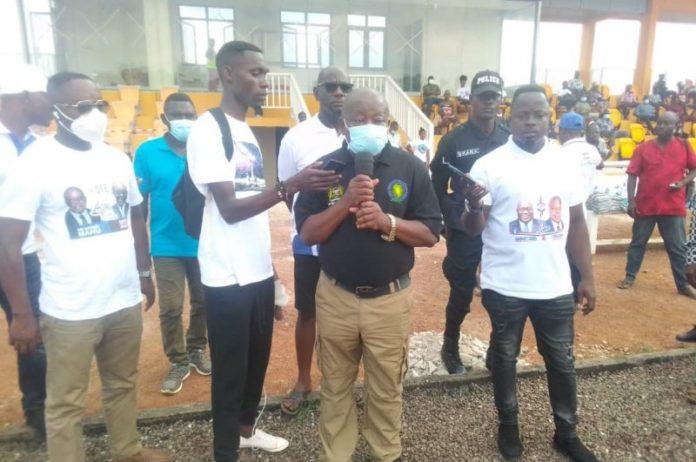 Kwaku Agyemang Manu Peace Cup