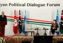 Libyan Political Dialogue