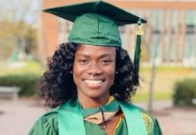Martha Bissah Graduates