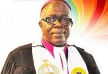 Most Reverend Dr Paul Kwabena Boafo