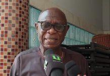 Mr Daniel Owusu Koranteng