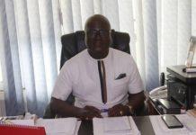 Mr Kwabena Sintim Aboagye
