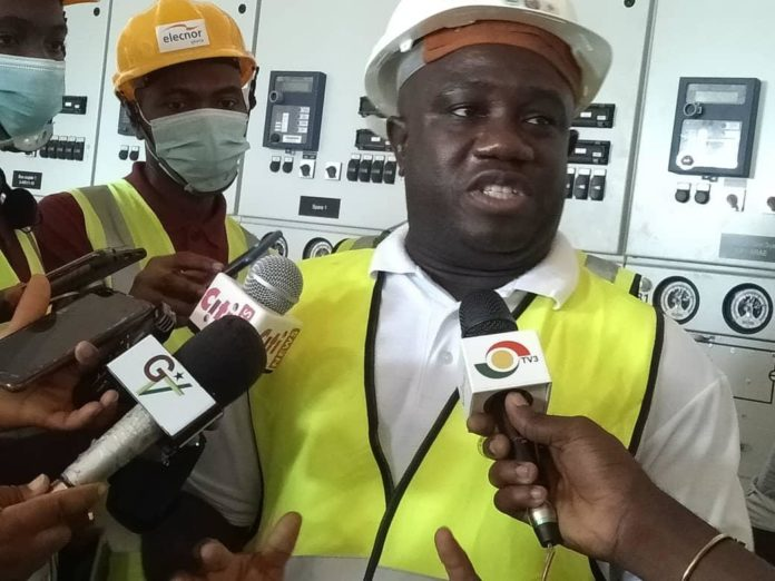 Mr Patrick Kwame Oppong
