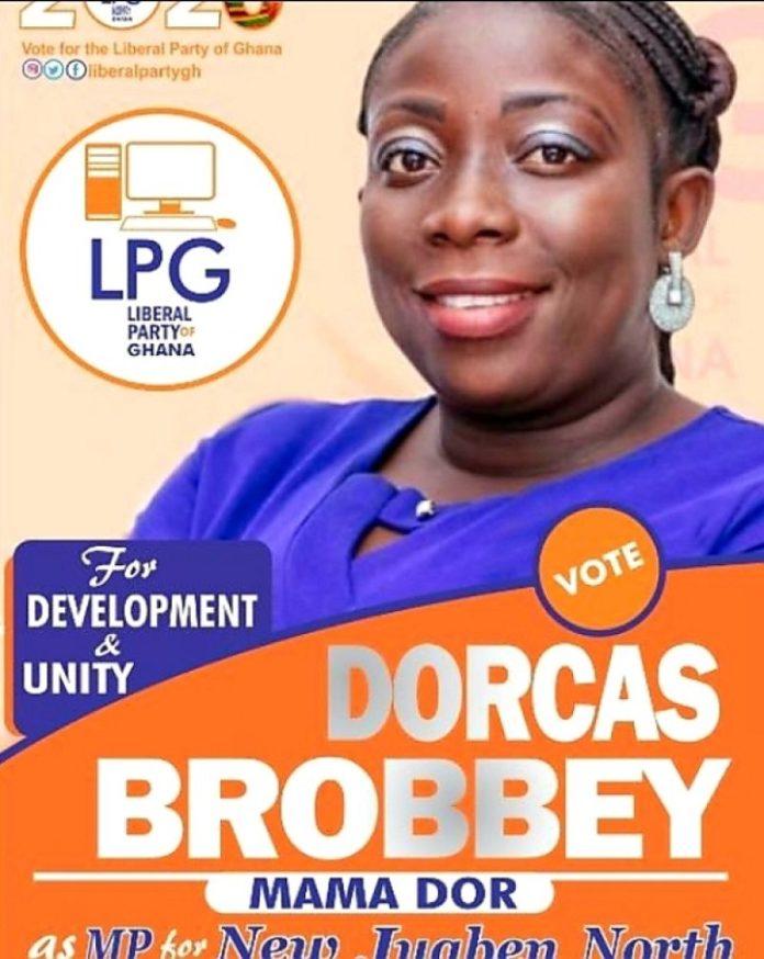 Mrs Dorcas Brobbey