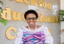 Mrs Theodosia Jackson