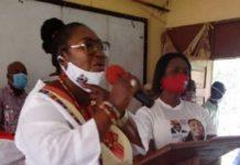 Mrs Tina Gifty Naa Ayele Mensah