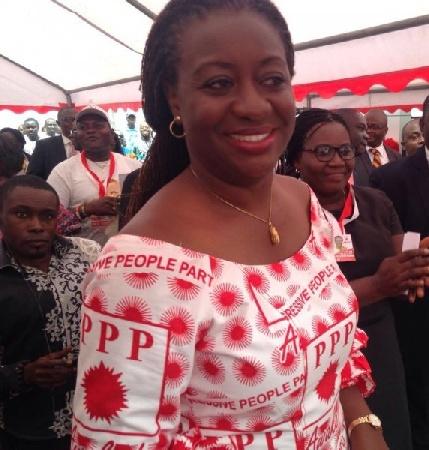 Ms Brigitte Dzogbenuku