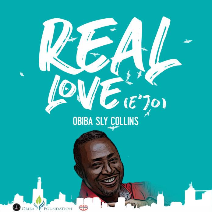 Obiba Real Love Cover Social Media
