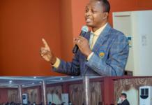 Pastor Moses Nartey