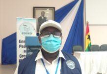 Dr Kojo Pumpuni Asante