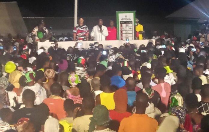 Politics Mahama Pension