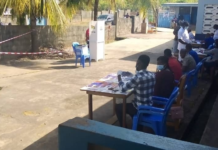 Special Voting at Kadjebi