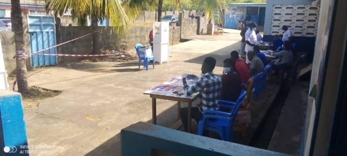 Special Voting at Kadjebi