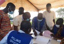 Politics Voting Closure Kwabenya