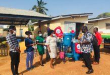 Ppe Oxfam In Ghana Pfag