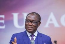 Reverend Dr Ernest Adu Gyamfi