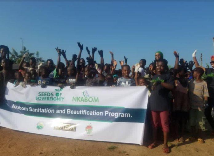 Sanitation Project