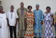Six Retirees Of St Francis College