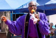 Reverend Dr Hilliard K. Dela Dogbe