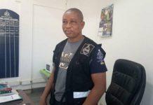 Superintendent Of Police Mr Benard Baba Ananga