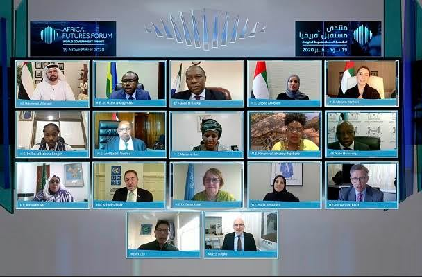 The Forum Hosted Ministers From Uae