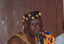 Togbe Dorglo Anumah Vi Paramount Chief
