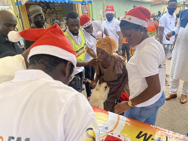 Salt 95.9 FM boss shares Christmas goodies