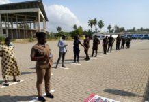 Police Staff College Centre at Winneba