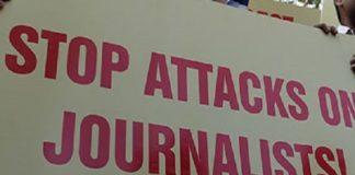 Attack On Journalist