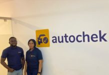 Autochek Ghana Launch Solomon Adenuga And Yvonne Ahlie