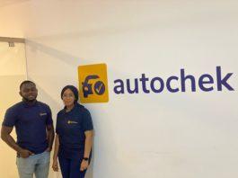 Autochek Ghana Launch Solomon Adenuga And Yvonne Ahlie